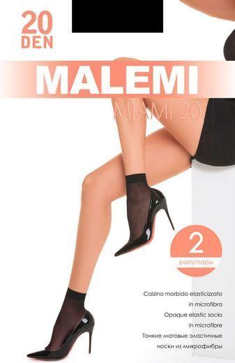 Носки MIAMI 20mic calzino(2п) Malemi 24/240