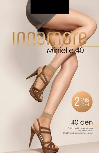Носки MINIELLE 40 lyc(2п) Inn 24/240
