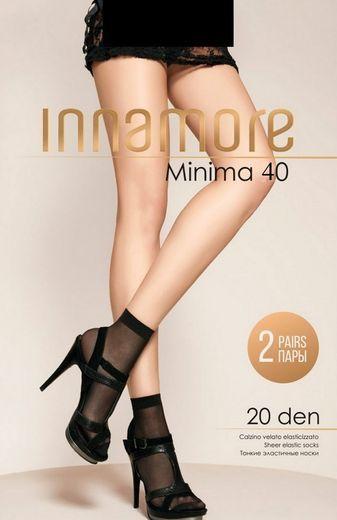 Носки MINIMA 40 (2п) Inn 24/240