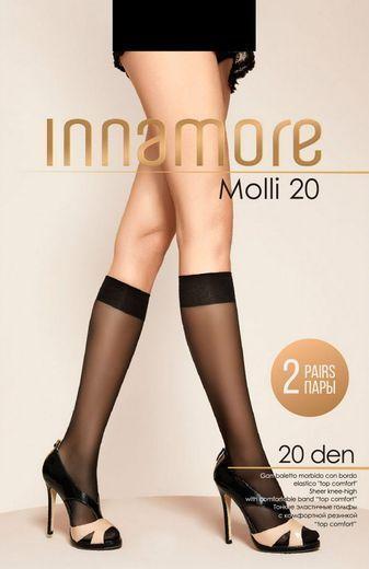 Гольфы MOLLI 20 (2п) Inn 18/180