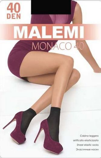 Носки MONACO 40 lyc calzino (2п) Malemi 24/240