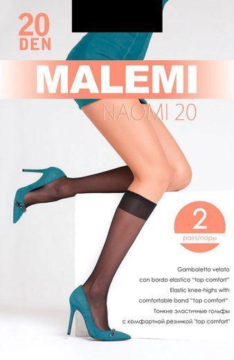 Гольфы NAOMI 20 GB(2п) Malemi 18/180