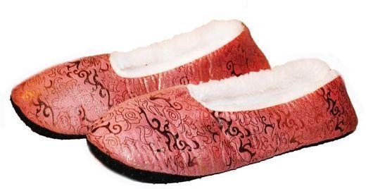 Носки-тапочки жен 7287 (36-37/38-39)