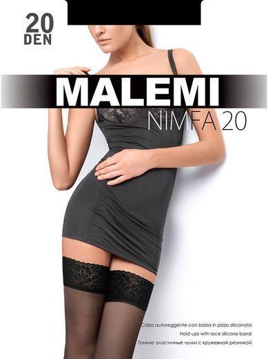 Чулки NIMFA 20 AUT Malemi 10/100