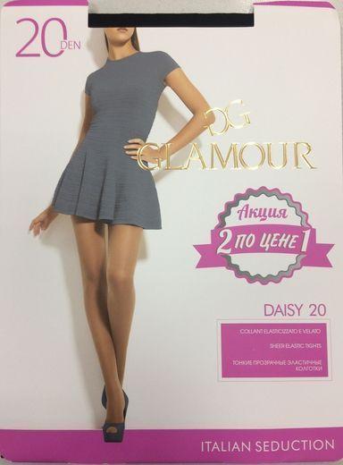 Колготки DAISY 20 Glamour 6/48
