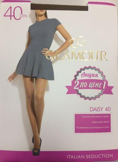 Колготки DAISY 40 Glamour 6/48