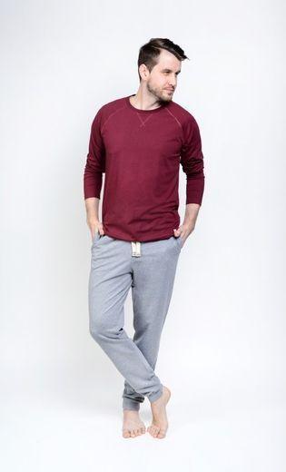 BG-857 (футболка д/р, брюки муж.) рост182 см 44-46/48-50/52-54