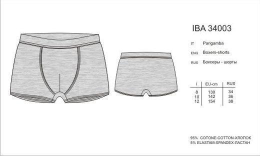 IBA 34003 Боксеры Academia