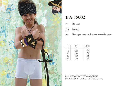 IBA 35002 Боксеры Academia