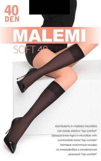 Гольфы SOFT 40 GB micro(1п) Malemi 20/200