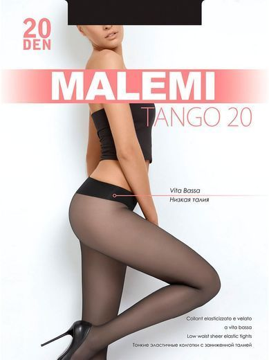 Колготки TANGO 20 VB Malemi 10/100