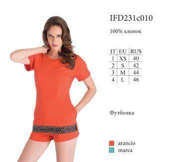IFD 231c010 футболка Fiore