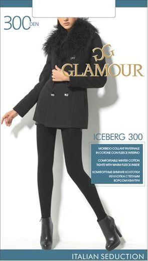 Колготки ICEBERG 300 Glamour 1/45