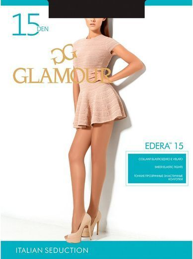 Колготки EDERA 15 Glamour 12/72