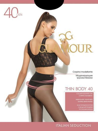Колготки THIN BODY 40 Glamour 6/72