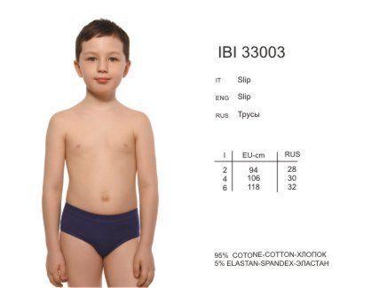 IBI 33003 Трусы Abbaci