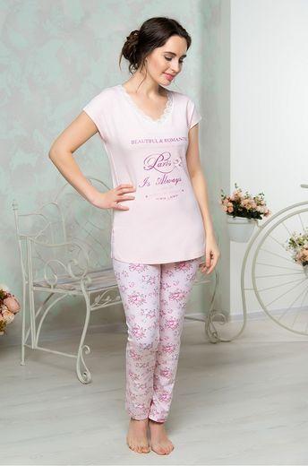 846 Mia Cara (футболка, брюки) Shabby Chic 42-44/46-48/50-52/54-56