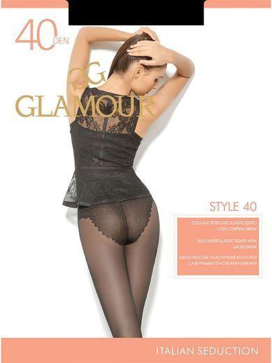 Колготки STYLE 40 Glamour 6/72