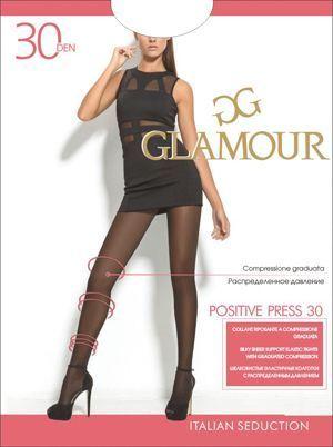 Колготки P P 30 Glamour 6/72