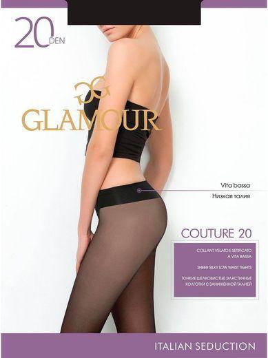 Колготки COUTURE 20 VB Glamour 6/72