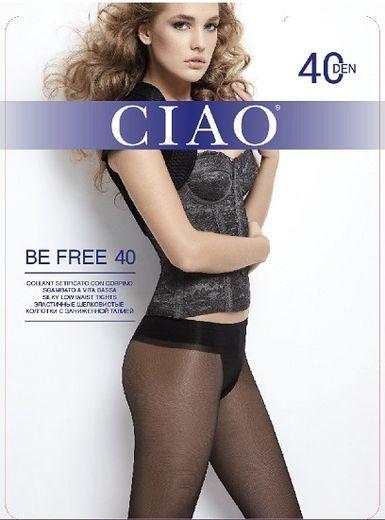 Колготки BE FREE 40 Ciao 10/100