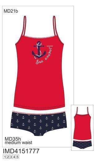 IMD 4151777 майка+шорты Marine