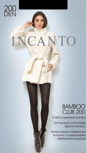 Колготки BAMBOO CLUB 200 Incanto 0/60