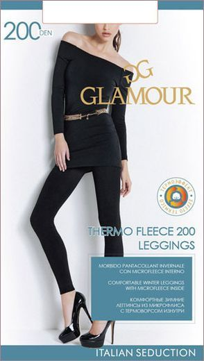 Легинсы THERMO FLEECE LEG 200 Glamour 1/45