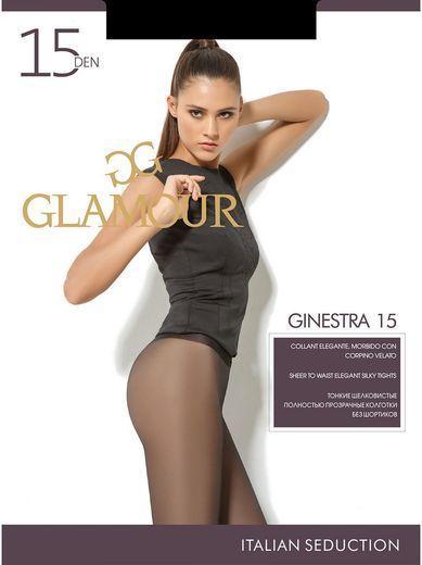 Колготки GINESTRA 15 Glamour 6/72