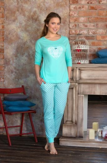 821 Mia Cara (футболка, брюки) Portugal 42-44/46-48/50-52/54-56