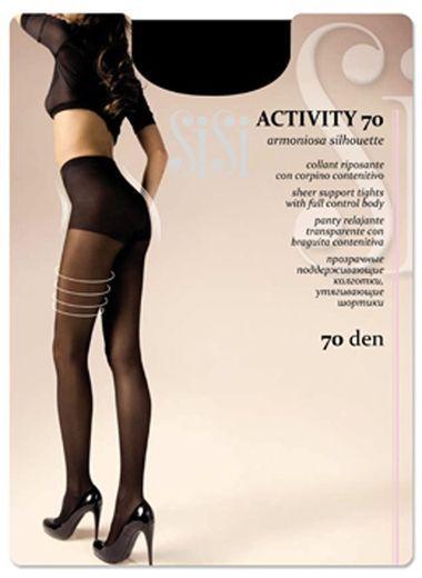Колготки ACTIVITY 70 Sisi 5/80