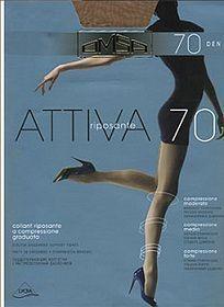 Колготки ATTIVA 70 Omsa 5/50