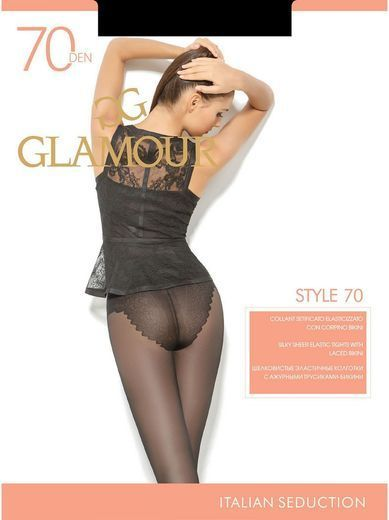 Колготки STYLE 70 Glamour 6/72