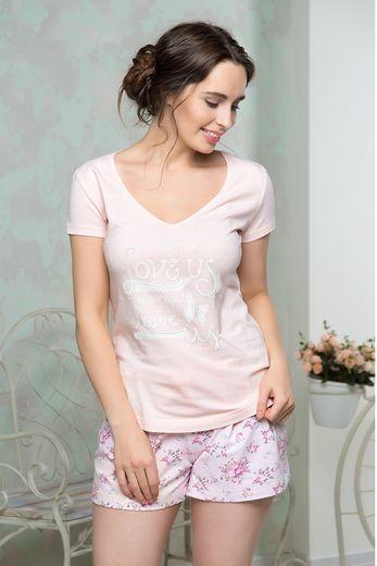 845 Mia Cara (футболка, шорты) Shabby Chic 42-44/46-48/50-52