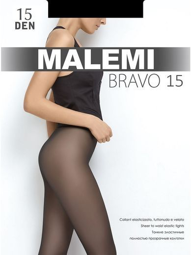 Колготки BRAVO 15 Malemi 10/100