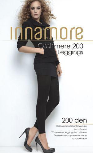 Легинсы CASHMERE LEG 200 Innamore
