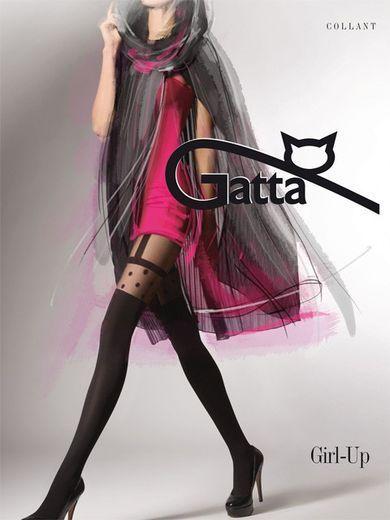 Колготки GIRL- UP (12) GATTA