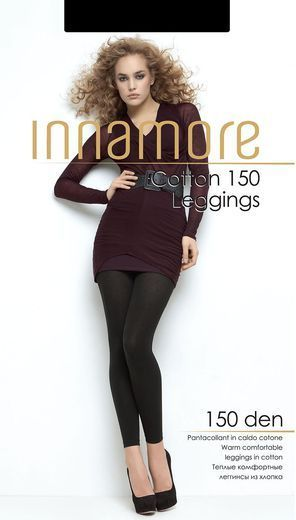 Легинсы COTTON LEG 150 Innamore