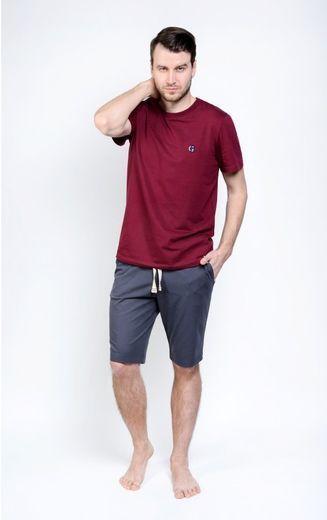 BG-856 (футболка, шорты муж.) рост182 см 46-48/50-52/54-56/58-60