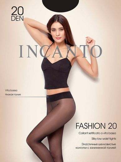 Колготки FASHION 20 VB Incanto 10/100