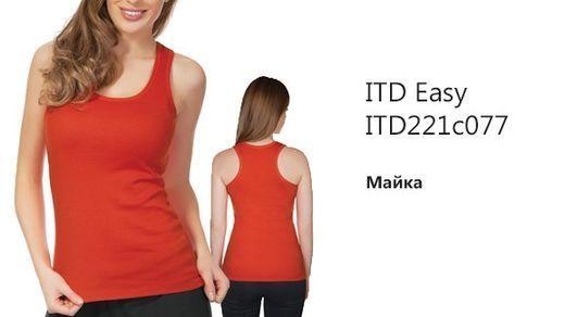 ITD 210c077 майка Easy