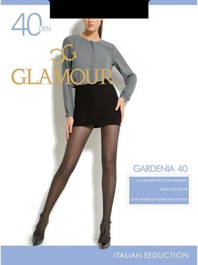 Колготки GARDENIA 40 Glamour 6/72