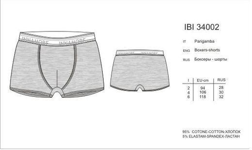 IBI 34002 трусы Abbaci