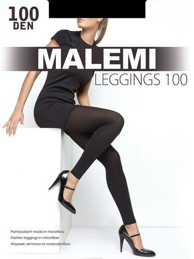 Легинсы LEGGINGS 100 Malemi 6/60