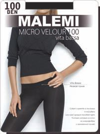 Колготки M.VELOUR 100 VB Malemi 6/60