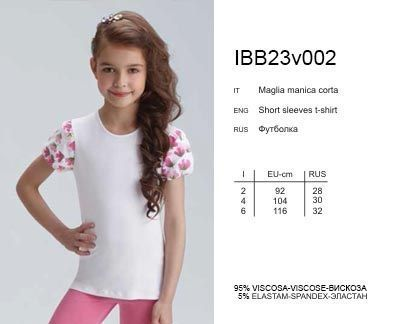IBB 23v002 футболка Actual