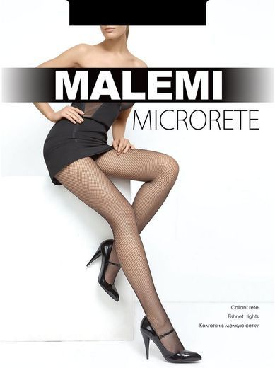 Колготки MICRORETE tights Malemi 10/100