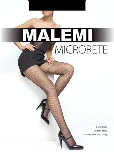 Колготки MICRORETE  Malemi 10/100 (NERO, 3)