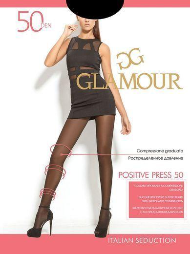 Колготки P P 50 Glamour 6/72