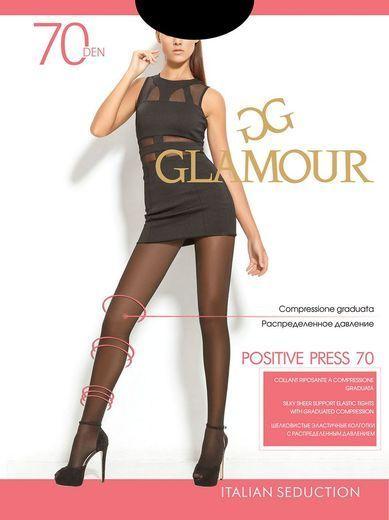 Колготки P P 70 Glamour 6/84